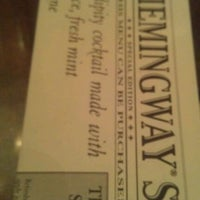 Photo taken at Bar Hemingway by Cy T. on 4/13/2012