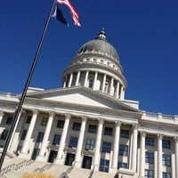 Photo taken at Utah State Capitol Building by Ashley A. on 9/2/2012