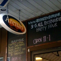 Photo taken at Arena's Deli by Troy P. on 7/15/2012