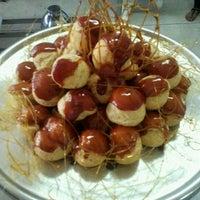 Photo taken at Espacio Gastronomico by Freddy M. on 3/12/2012
