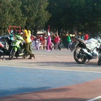 Photo taken at Alun Alun Bondowoso by Achilles B. on 9/9/2012