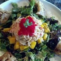 Photo taken at Yosake Downtown Sushi Lounge by Jeremy G. on 5/27/2012