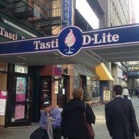 Photo taken at Tasti D-Lite by Stuart R. on 3/18/2012