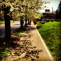 Photo taken at Indiana University Bloomington by Jared H. on 4/10/2012