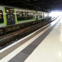 Photo taken at Platform 9 by Michele C. on 9/12/2012