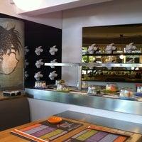 Photo taken at Moshi Moshi by Dona V. on 6/12/2012