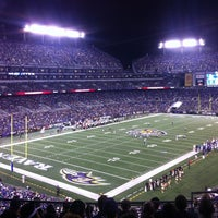 Photo taken at M&T Bank Stadium by Nick P. on 8/24/2012