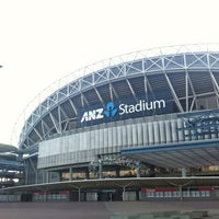 Photo taken at ANZ Stadium by AorPG R. on 5/15/2012