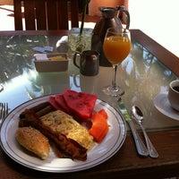 Photo taken at El Palmar Restaurant by Ben L. on 8/27/2012
