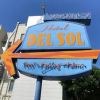 Photo taken at Hotel Del Sol by Blake R. on 4/28/2012
