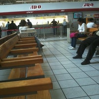 Photo taken at Central de Autobuses de Xalapa (CAXA) by Alejandro G. on 8/22/2012