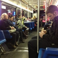 Photo taken at MTA Bus - M23 by Brian T. on 2/23/2012