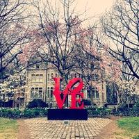 Photo taken at University of Pennsylvania by Alice L. on 3/20/2012