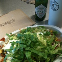 Photo taken at Chipotle Mexican Grill by Jake S. on 9/4/2012