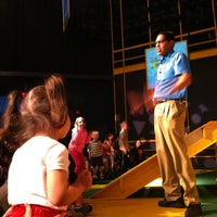 Photo taken at Disney Junior Live on Stage! by Nathan K. on 3/13/2012