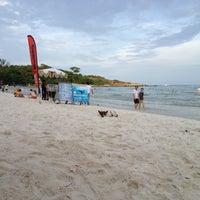Photo taken at Sai Kaew Beach by Z-Game M. on 6/2/2012