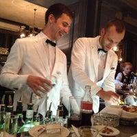 Photo taken at Grand Café by michele b. on 8/18/2012