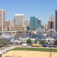 Photo taken at Federal Hill Park by Nathan D. on 8/31/2012