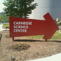 Photo taken at Carnegie Science Center by Marcelo A. on 6/8/2012