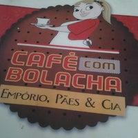 Photo taken at Café Com Bolacha by Guilherme M. on 6/25/2012