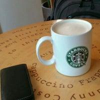 Photo taken at Starbucks by Gani P. on 3/27/2012