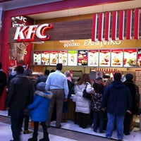 Photo taken at KFC by Antoine D. on 1/28/2012