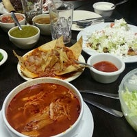 Photo taken at Pozole y Tacos Regios by Michell A. on 8/12/2012