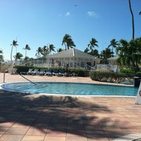 Photo taken at Islander Resort by Tony D. on 1/24/2012