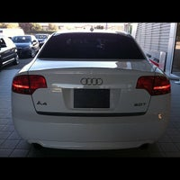 Photo taken at Audi San Diego by Hannah S. on 10/27/2011