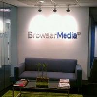 Photo taken at BrowserMedia by Jim B. on 5/26/2011