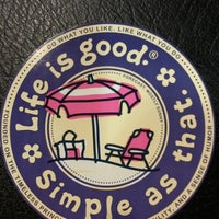 Photo taken at Life is Good by Kevin M. on 7/15/2012