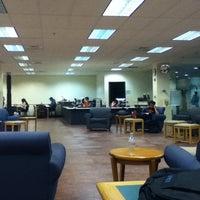 Photo taken at SDSU Love Library by Amanda B. on 9/21/2011