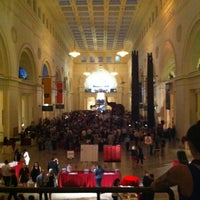 Photo taken at Wine Enthusiast's Toast of the Town Chicago at The Field Museum by EG B. on 6/9/2012