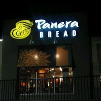 Photo taken at Panera Bread by lou on 1/11/2012