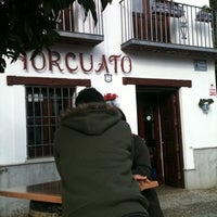 Photo taken at Casa Torcuato by Elisabet J. on 1/2/2011