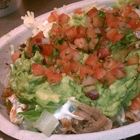 Photo taken at Chipotle Mexican Grill by Heather C. on 12/24/2011