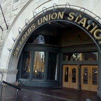 Photo taken at St. Louis Union Station by Daniel F. on 1/15/2012