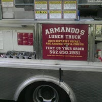 Photo taken at Armando's Lunch Truck by Will C. on 8/16/2012