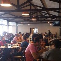 Photo taken at Varanda - Restaurante e Pizzaria by Jadson S. on 7/15/2012