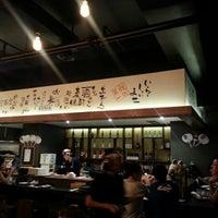 Photo taken at Kinka Izakaya Bloor by Ryan C. on 8/25/2012