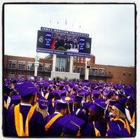 Photo taken at James Madison University by Christine B. on 5/5/2012