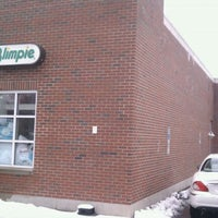 Photo taken at Blimpie by Bruno L. on 3/24/2011