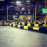 Photo taken at Pole Position Raceway by Filip M. on 10/29/2011