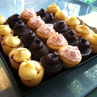 Photo taken at Kickass Cupcakes by Connie L. on 5/28/2012