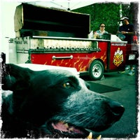 Photo taken at Food Truck Renegades by Rosa C. on 5/28/2011