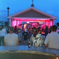 Photo taken at Chelos Waterfront Bar & Grille by Christy L. on 8/21/2011