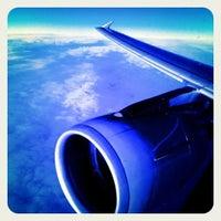 Photo taken at Lufthansa Business Lounge A (Schengen) by Irena A. on 1/9/2012