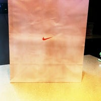 Photo taken at Nike Factory Store by Chix C. on 7/27/2012