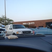 Photo taken at Mall of the Bluffs by David M. on 6/30/2012