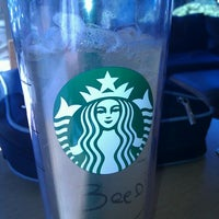 Photo taken at Starbucks by Beedie S. on 9/17/2011
